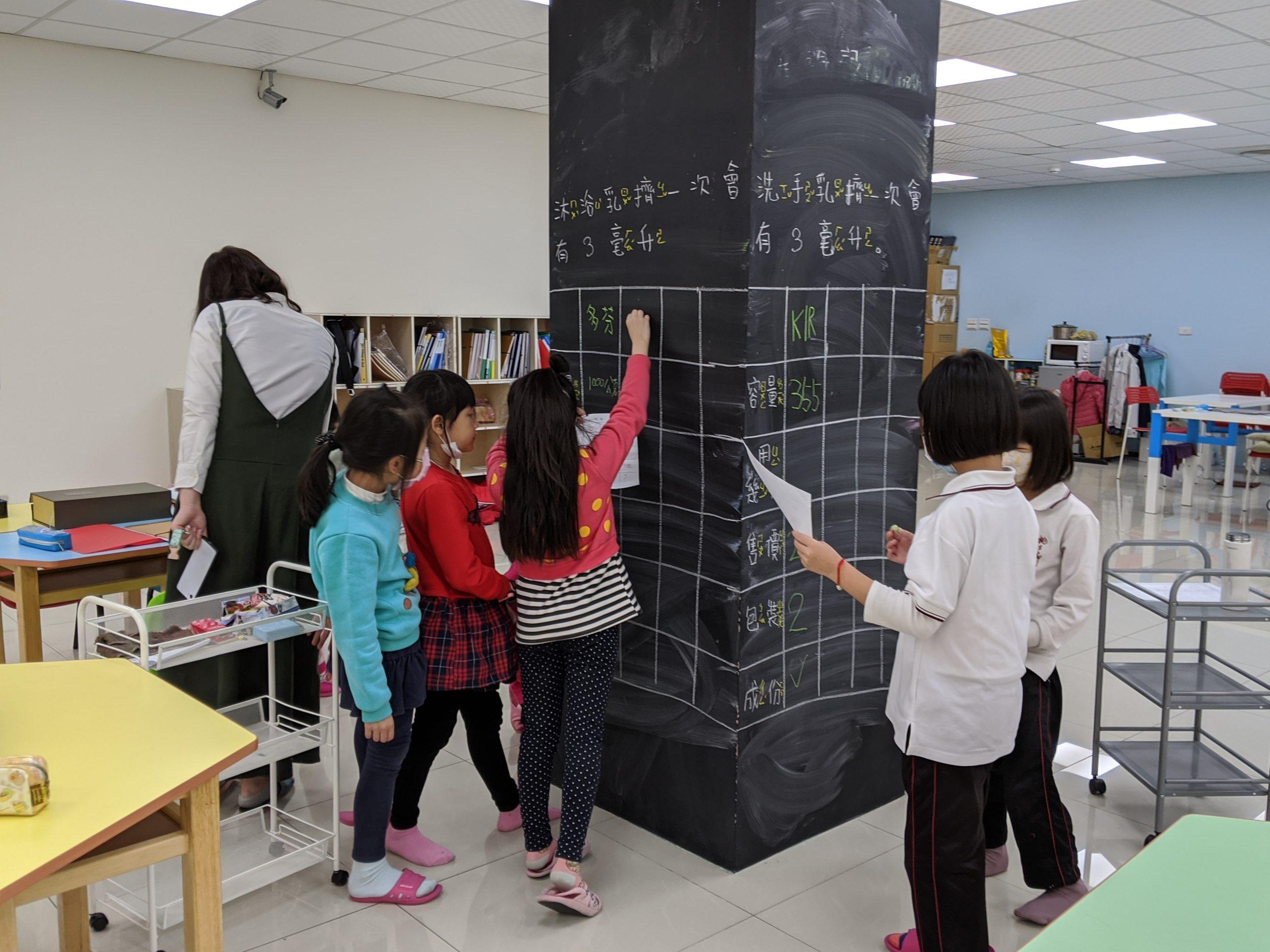 數學領域xPBL專案課:如何用數學解決問題?