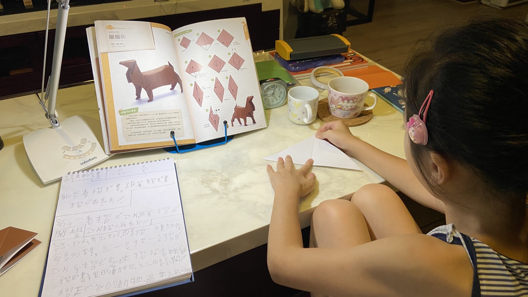 【親子共學】在家一起開始做自由研究