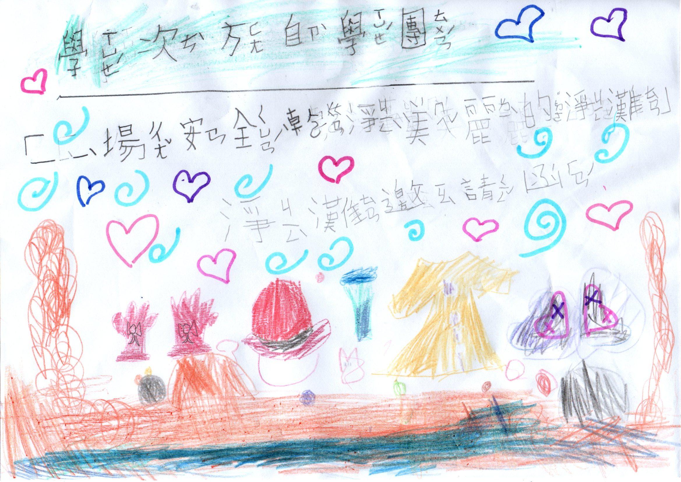 【2020 Winter-W7-1 自學專案(基礎)】小孩的淨灘邀請