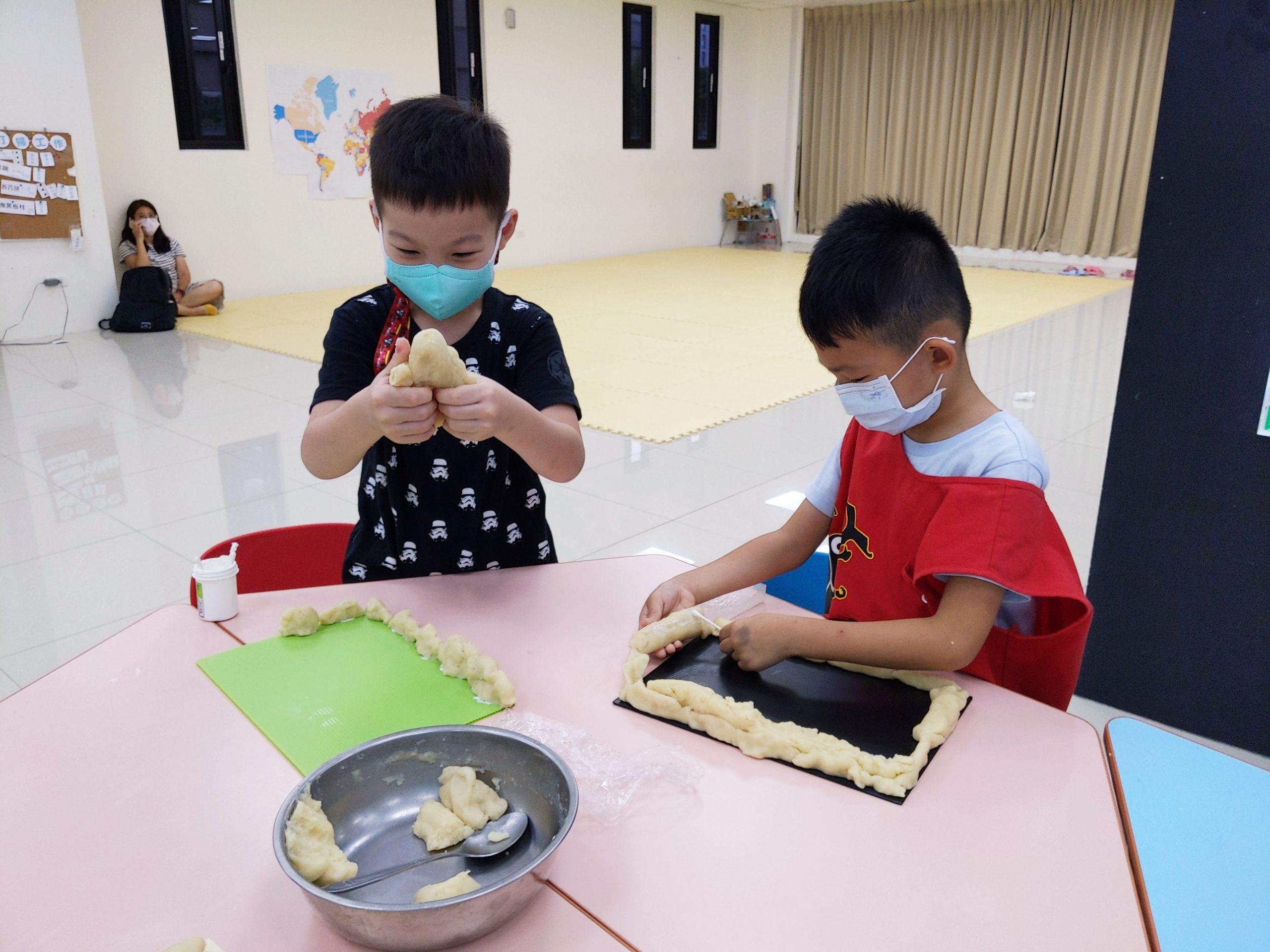 【#停課不停學】在家的麵粉STEAM活動──給大班到二年級的孩子