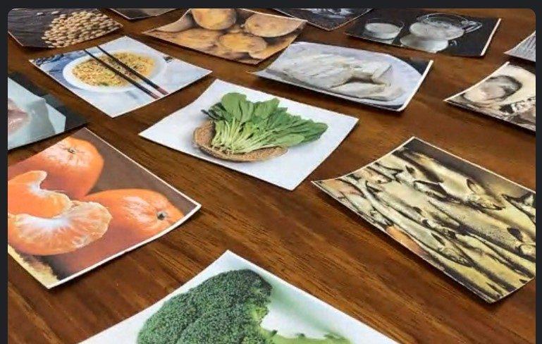 【2021 Summer-W5 自學專案(進階)】隱藏在食物裡的維生素-同步線上課